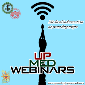 UP MED Webinars